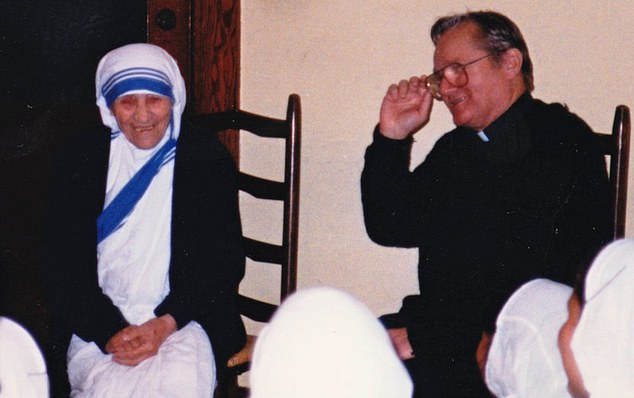New court case shows Mother Teresa protected a predatory priest for many years.